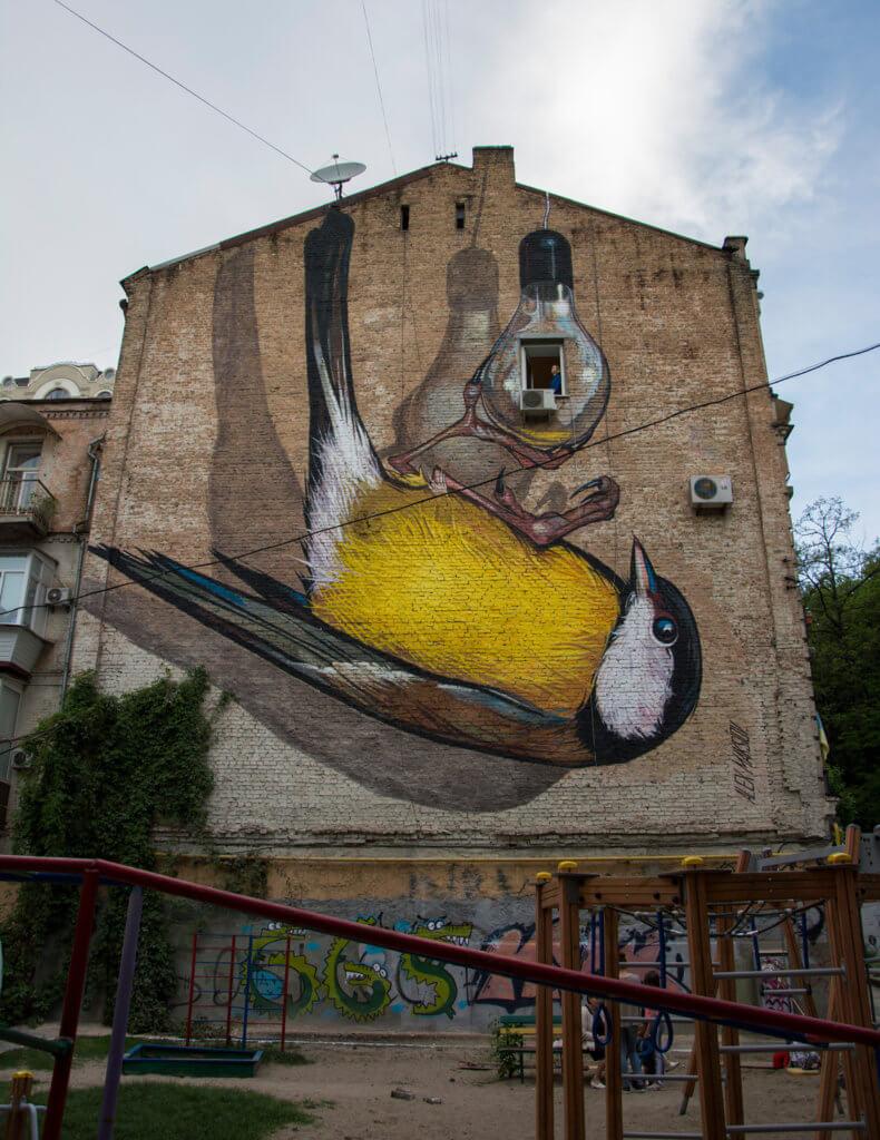 "Mural ""Freedom"""